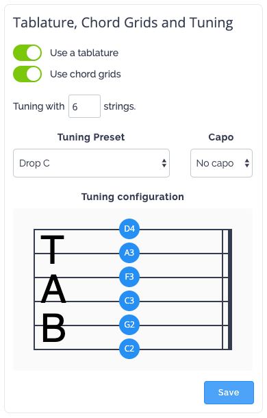Learn how to use tabs on Flat: how do they work, how to configure