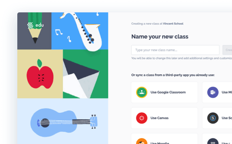 Create a new class on Flat